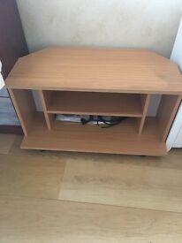 Pine coloured Tv stand- must go today