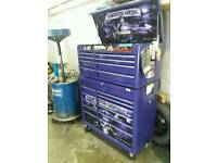 "40"" Snap On Toolbox (Limited Edition in Purple)"
