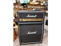 Marshall JCM2000 TSL100 Triple Super Lead 100 Watt Head & 1960 Angled Cab
