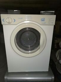 WHITE KNIGHT 3KG MINE VENTED DRYER -IN GOOD WORKING ORDER