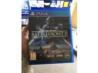 Swap for horizon, battlefront ps4