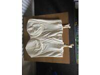 Ivory corset NEW