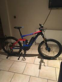 Cube Stereo 160 HPA Action Team 500 27.5 ebike emtb