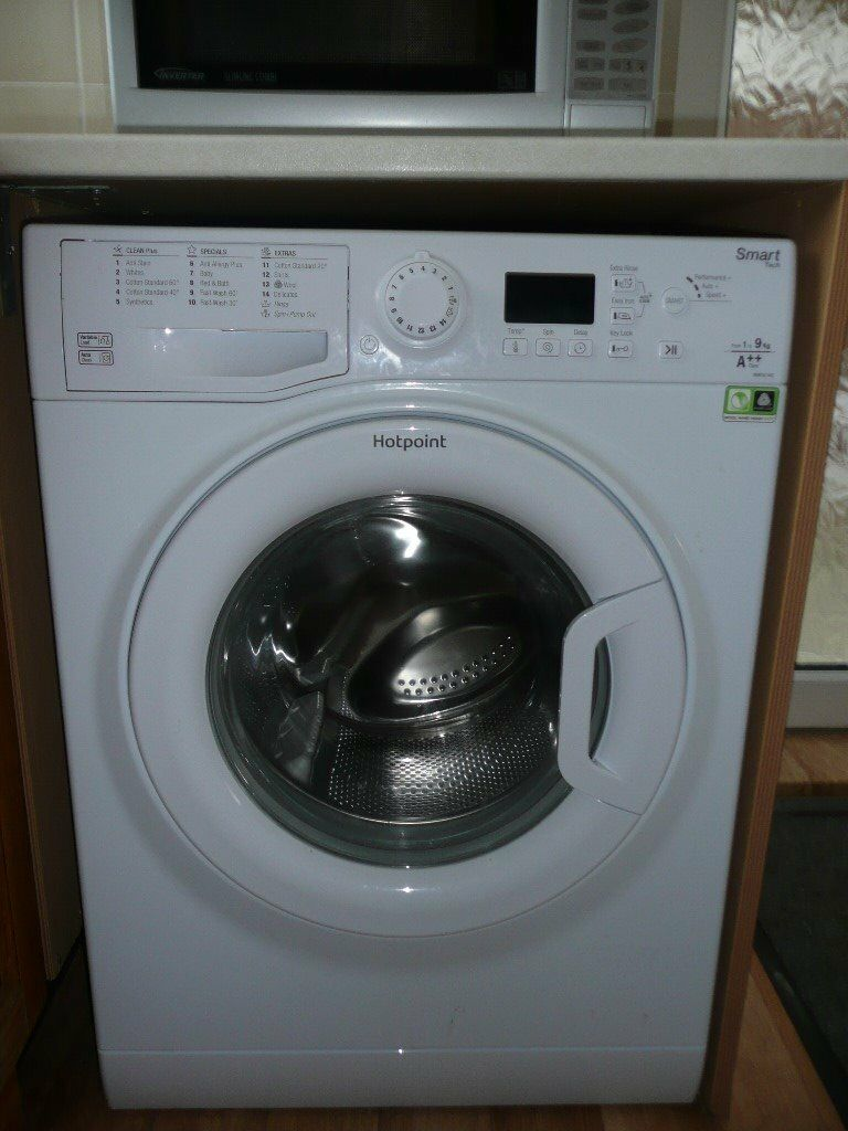 as new washer