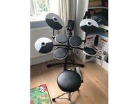 Roland drum kit V-Drums TD-1K for Practice/Learning.