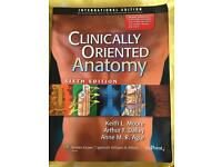 MEDICAL TEXTBOOK CLINICALLY ORIENTED ANATOMY
