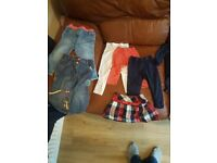 Girls clothes bundle ages 1.5 years -2 years