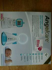 Baby monitor/sensor by Angel Care