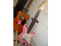 *PINK* Cruiser by CRAFTER. In perfect pink condition. Plays and sounds perfect. I G W Order