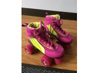 Rio Roller Quad Skates - Only used a couple of times. Size 1