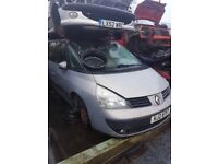 2006 RENAULT ESPACE 2.2 DCI BREAKING FOR PARTS