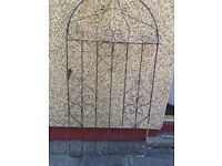 Beautiful Quality Condition Steel Gate