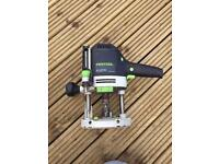 Festool 1400 EQ router 110v