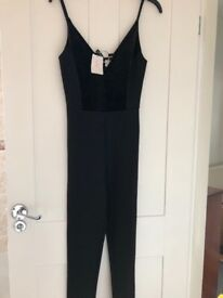 H&M jumpsuit new with tags size 8