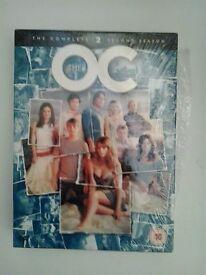 THE O.C. / ORANGE COUNTY - SEASON 2 DVD BOXSET