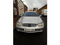 Urgently need gone today Mercedes clk 240 good condition perfect driving