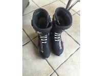 Brand new TCX boots £50