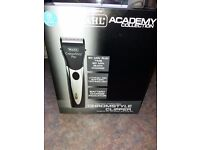 Whal accademy chromostyle collection clipper / barber starter kit for shaving