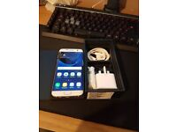 Samsung Galaxy S7 Edge White Pearl Brand NEW, Unlocked