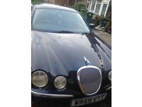 jaguar stype v8 automatic imaculate condition exterior and interior