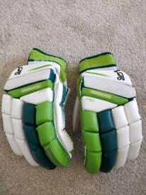 New Kookaburra Khuna Pro Mens Cricket Batting Gloves