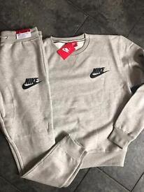 Nike Air Tracksuits (grey) sizes S-M-L-XL-XXL