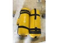 Used 15kg Body Rip Power Functional Bag - Weights Gym Sand