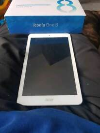 Accer lconia one 8 tablet