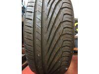 2 Uniroyal Tyres Demounts like NEW 225/40R18 92Y XL