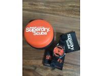 Super dry scuba men's watch