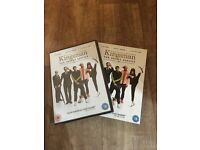Kingsman (The Secret Service) DVD - Brand New