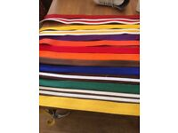 Martial Arts, Kick Boxing, Karate Various colour Belts (Junior size 240cm)