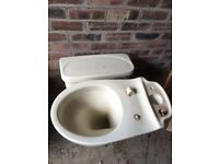 Armitage shanks toilet