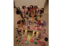JOBLOT: Monster High Dolls & Accessories