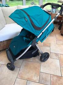 Mamas and Papas Armadillo XT with accessories