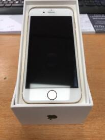 iPhone 6s 16GB EE Gold