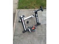 Indoor cycle trainer - Elite Volare Mag Speed Turbo Trainer with variable resistance