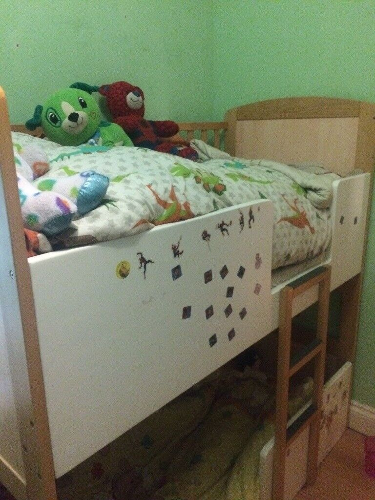 Bunk cot bed for sale