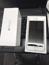 iPhone 6 with box unlocked