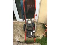 Industrial pressure washer 240v electric non working