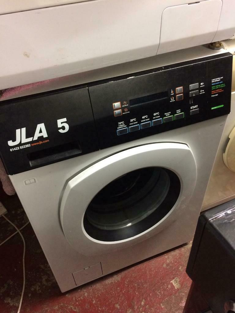 ⭐️ JLA COMMERCIAL WASHING MACHINE FULLY WORKING GUARANTEED CAN DELIVER AND  INSTALL £375 | in Bedford, Bedfordshire | Gumtree