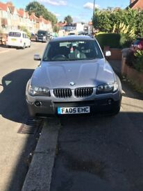 BMW X3 SPORTS AUTO 2.5I PETROL GREAT CONDITION