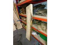 Douglas fir waney edge huge thick boards