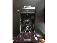 Folding Camera Soho Cadet (Soho London) 1930/40's