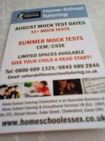 11+ Mock Tests for CSSE/CEM Essex