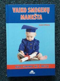 Book/knyga Vaiko smegenu manksta