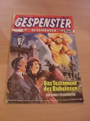 Gespenster Geschichten Nr. 385 (Bastei Comic Heft)