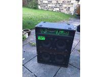 Trace Elliot Series 6 GP12 4x10 200 watt bass amp