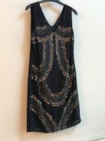 Ladies Next Sequin Dress - New