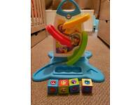 Fisher Price Rolling Block Wall